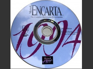 Microsoft Encarta 1994 (1994)
