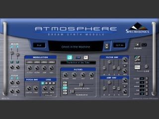Atmosphere 1.2.4 AU Updater OSX / 1.01 VST OS9 (2004)
