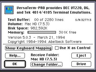 VersaTerm PRO (1994)
