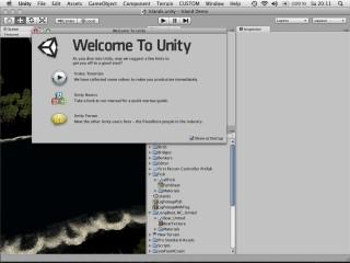 Unity-2.6.1 (last PPC version) (2009)