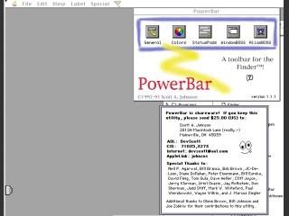 PowerBar (1994)