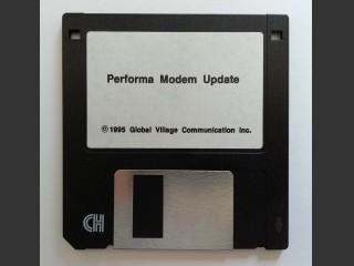 Performa Modem Update (1995)