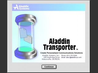 Aladdin Transporter (2001)