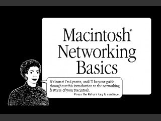 Macintosh Networking Basics (1991)
