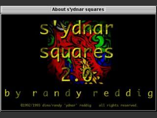 s'ydnar squares 2.x (1992)