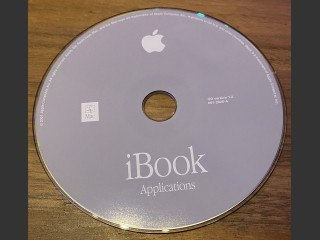 691-2926-A iBook Applications CD (2001)