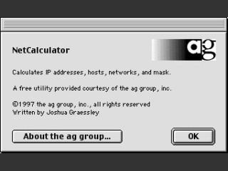 AG NetCalculator (1997)