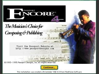 Encore 4.1.2 (1996)