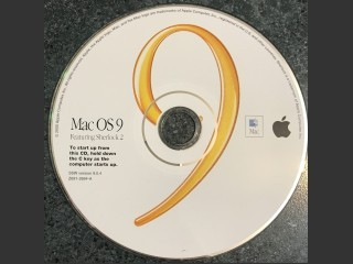 Mac OS 9 Featuring Sherlock 2. SSW v9.0.4 (2000)