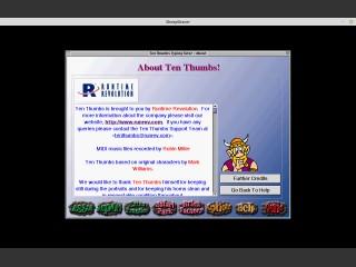 Ten Thumbs Typing Tutor 2.41 (2003)