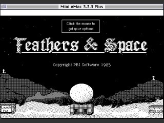 Feathers & Space (1985)