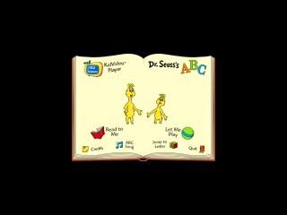 Dr. Seuss's ABC (OSX) (2004)