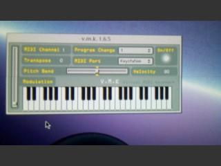 Virtual Midi Keyboard 1.6.5 (2001)