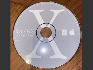 691-3169 Mac OS X Developer Tools 10.1 (2001)