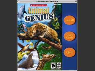 Scholastic Animal Genius (2008)