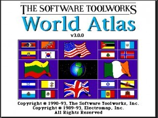 World Atlas 3.0 (1993)