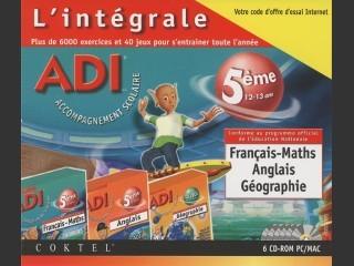 Adi 4 Intégrale 5ème (1998)