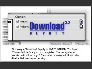 Download Deputy 3.x (1998)