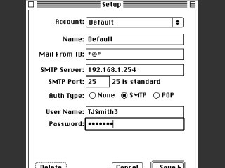 Baton Mail (2004)