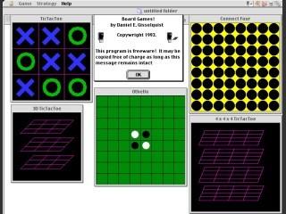 Board Games (1993)
