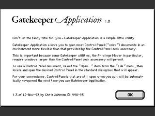 Gatekeeper (1993)