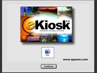 AppMac eKiosk 2.0 (2001)
