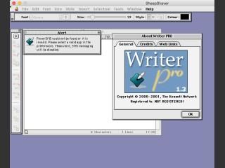 Writer Pro (2000)