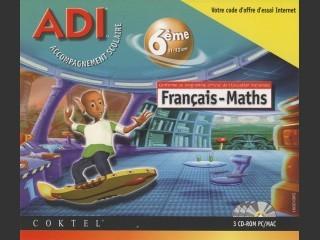 Adi 4 Français Maths 6ème (1998)