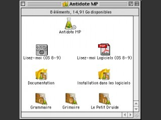 Antidote MP v4 (2002)