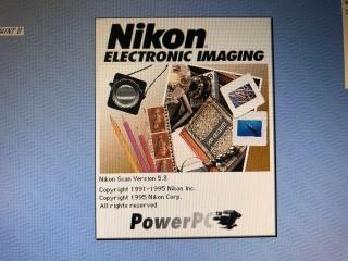 Nikon Scan 5.3 (1995)