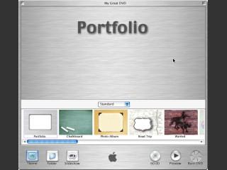 iDVD 1.0 (2001)