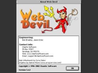 Web Devil (1996)