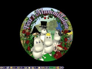 Fest i Mummidalen (Party in the Moomin Valley) (1996)