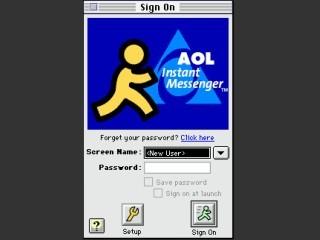 AOL Instant Messenger 3.0.1466 (1999)