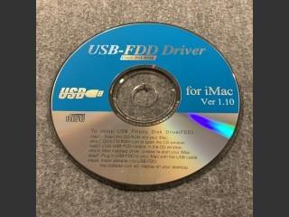 VST USB Floppy Disk Drive (USB-FDD) for iMac v1.10 Driver (1998)