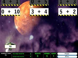 Ultimate Aussie Maths Invaders (2004)