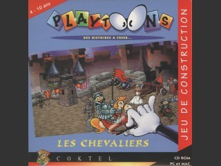 Playtoons Creation Kit : Knights (1996)