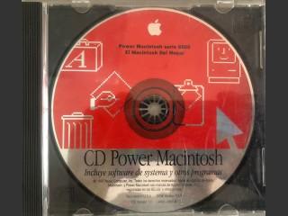 CD Power Macintosh - Incluye software de systema y otros programas para Power Macintosh... (1997)