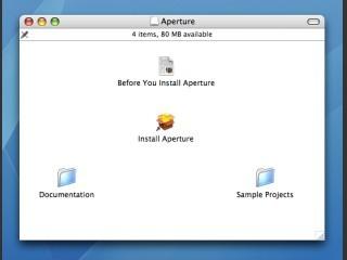 Aperture 1.0 (2005)
