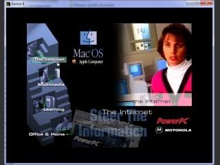 Mac OS on the PowerPC Microprocessor  Testimonials - In Store Demo CD (1996)