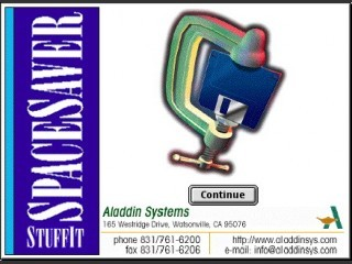Aladdin SpaceSaver 5.0 (2000)