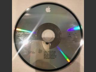 691-5898-A,1Z,Logic Studio v1.0 Install 2007 (DVD_DL) (2007)