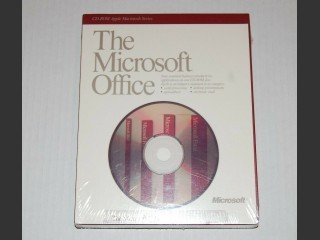 Microsoft Office CD ver. 1.00 (*Missing upload) (1989)