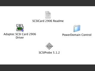 Adaptec SCSI Card 2906 (2000)