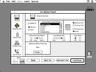 Apple IIe Card Software 2.21 (1993)
