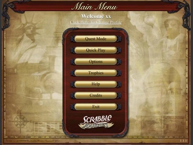Scrabble Journey (2008)