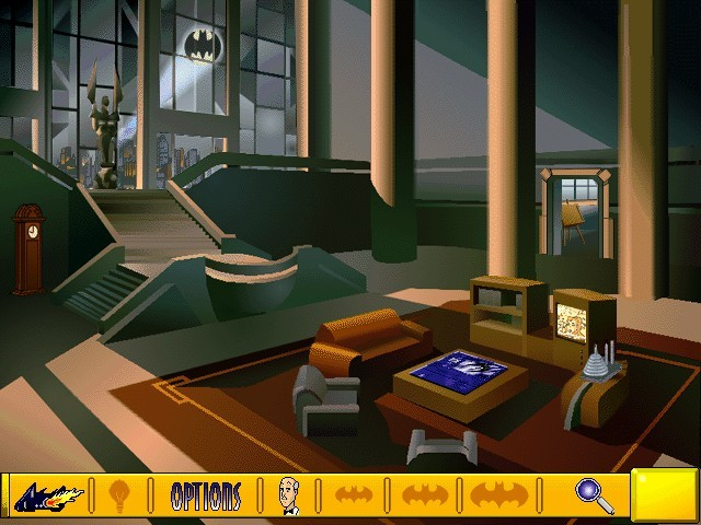 The Adventures of Batman & Robin Activity Center (1996)