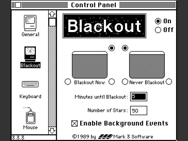Blackout 1.21 (1989)