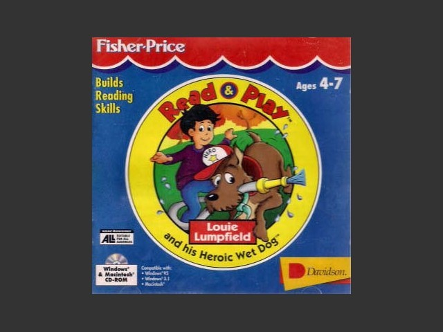 Fisher-Price Read & Play: Louie Lumpfield and his Heroic Wet Dog (1996)