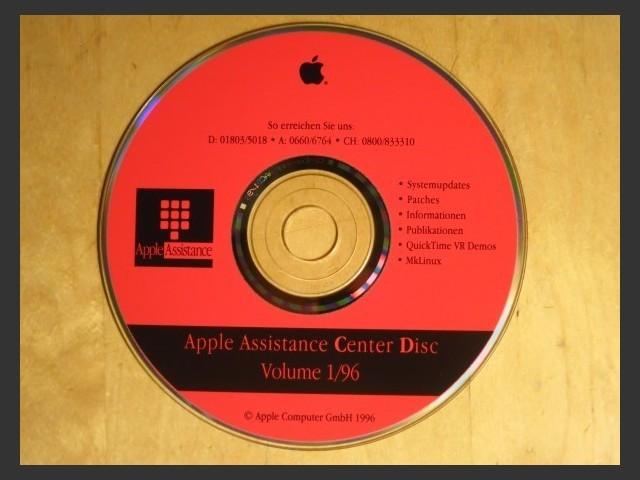 EAAC Supporter CD (1996)